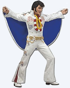 McFarlane Aloha Elvis Action Figure